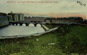 greece, PATRAS PATRA, Rion Fortress (1912)
