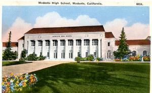 CA - Modesto, Modesto High School