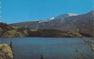 Scenic View,  Kluane Lake,  Yukon,  Canada,   40-60s