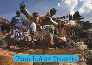 Zuni Indian Dancers Zuni New Mexico