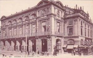 France Reims Le Theatre