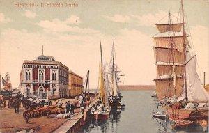 SiracUSA II Piccolo Ports Italy Unused