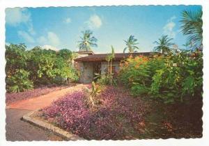 Grenada, West Indies, Calabash Hotel 50-60s