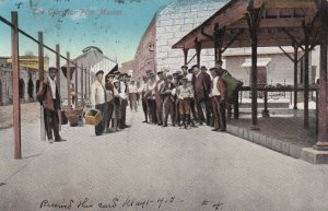 GIBRALTAR, PU-1922; The Gibraltar, Fish Market