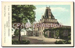 Postcard Old Castles Du Perigord Fleurac
