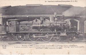 Les Locomotives Francaises (P.-L. M), Machine 2981, 00-10s