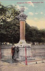WILMINGTON, Delaware, 00-10; Bringhurst Fountain