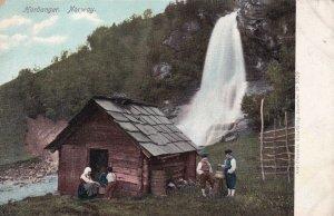 NORWAY, 1901-1907; Hardanger