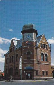 Bibliotheque Municipale, Et Centre Touristique, Coaticook, Quebec,  Canada,  ...