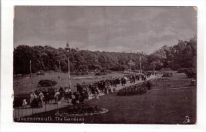 BOURNEMOUTH, Hampshire, England, PU-1904; The Gardens