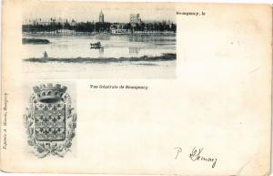 CPA BEAUGENCY - Vue générale (270654)