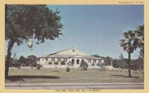HOLLY HILL , Florida , 40-60s ;  City Hall