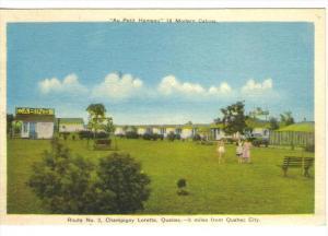 Au Petit Hameau , RT No.2 , CHAMPIGNY LORETTE , Quebec , Canada , 30-40s