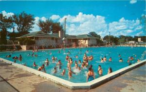 Baraboo Wisconsin~Kids of All Ages @ Municipal Swimming Pool~Lifeguards 1967