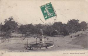 France Agen Place du 14 Juillet 1911