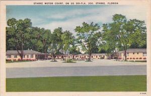 Florida Starke Motor Court