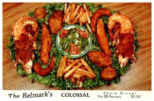 Florida St.Petersburg , The Belmark , Shore Dinner for 2
