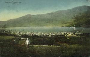 greece, ARGOSTOLI Αργοστόλι Kefalonia, Panorama (1910s) Postcard