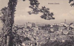 Panorama Of Brunate (Como), Lombardy, Italy, 1900-1910s
