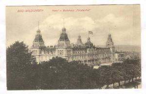 Hotel u. Badenhaus, Furstenhof, Bad Wildungen, Hesse, Germany, 00-10s
