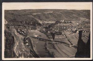 Germany Postcard - Blick Vom Rotenfels Ins Nahetal   A6996