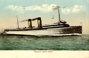 Steamer North West
