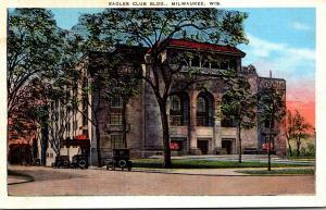 Wisconsin Milwaukee Eagles Club Building