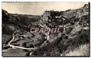 Rocamadour Modern Postcard General view