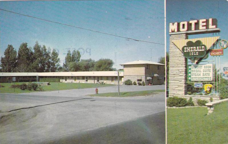 Emerald Isle Motel, Thornhill, Ontario, Canada, PU-1967
