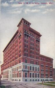 Michigan Detroit New Y M C A Building