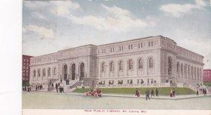 ST. LOUIS, Missouri, 00-10s; New Public Library