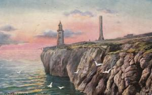 GIBRALTAR, 00-10s ; Lighthouse : TUCK