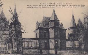 Sedan-Donchery , France, 00-10s ; Chateau de Bellevue
