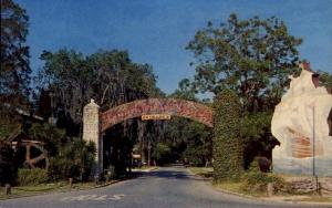 Fountain of Youth St Augustine FL Unused