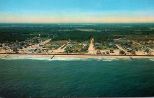 Delaware Bethany Beach Aerial View