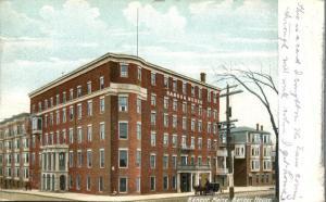 Bangor House Hotel - Bangor, Maine - pm 1909 - DB
