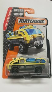 Matchbox Toy Car #52 Harnoze