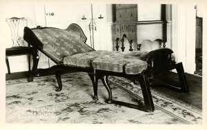 ME - Ellsworth. The Black House, Dutch Bed Chair   RPPC