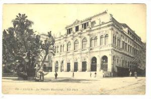 ALGER, Le Theatre Municipal, Algeria, 00-10s