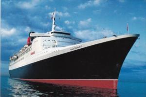 Steamer Queen Elizabeth 2