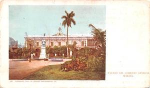 Habana Cuba, Republica de Cuba Palacio del Gobierno General Habana Palacio de...