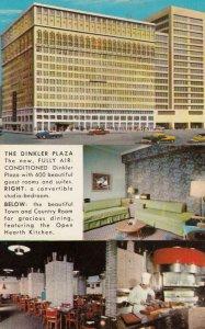 ATLANTA, Georgia,1950-1960s ; The Dinkler Plaza