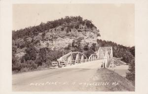 RP: Bridge , Pike's Peak -Hi. 17 , WAYNESVILLE , Missouri , 30-40s