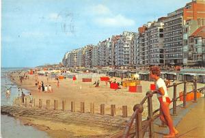 BT3584 Wenduine Dijk en Strand      Belgium