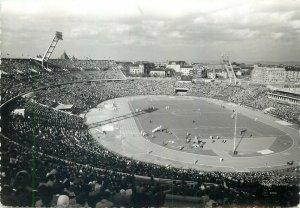 Sport Postcard Budapest Volksstadion