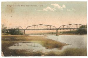 Post Card  Texas 1908