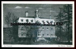 1432 - STE. MARIE Quebec Postcard 1950s Beauce. Convent by Bilodeau