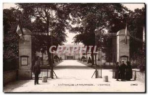 Rueil-Malmaison - Chateau de Malmaison - Old Postcard