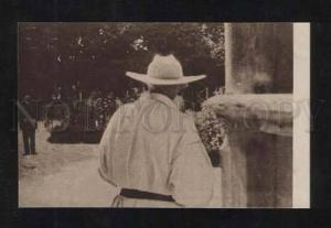 073421 Lev TOLSTOY Great Russian WRITER vintage PHOTO