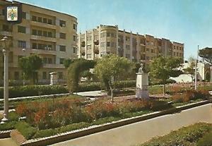 POSTAL 55599: MELILLA. Parque Hernandez
